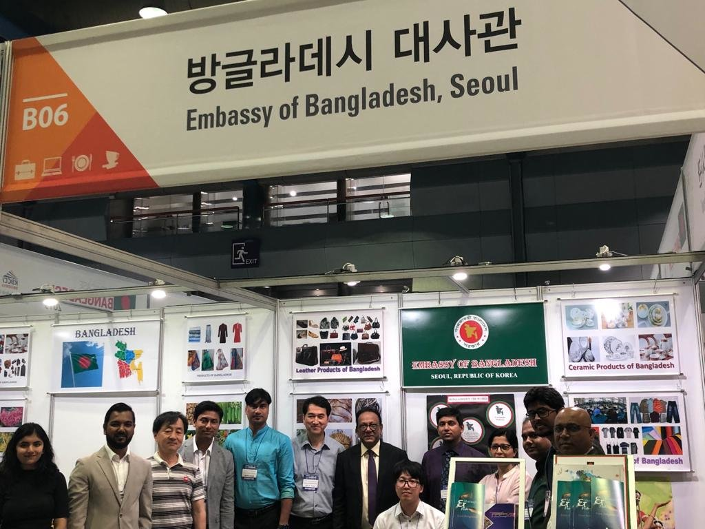 Zeeshan Group has participated in the Import Goods Fair (IGF) 2019